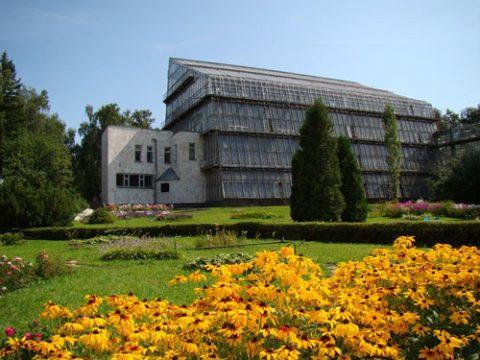 Программа поддержки Сибирского Ботанического Сада