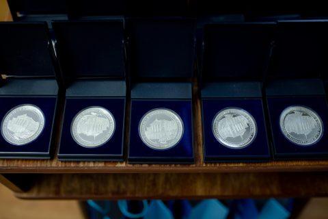 ТГУ наградил крупнейших меценатов медалью за вклад в развитие университета