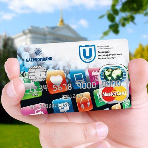 ТГУ запустил кампусные банковские карты с отчислениями в Эндаумент-  фонд университета